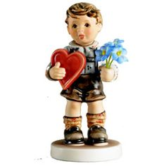 MI Hummel A Gift for You Hummel Figurine 2259