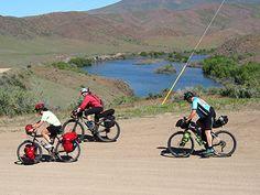 April in Idaho's High Desert — Boise to Montour — Bike Overnights