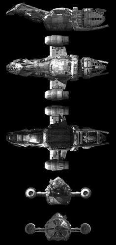 Firefly Class Transport Ship