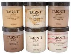 The BEST ice cream out there. Ingredients are all common like what you would put in your own homemade ice cream (milk, sugar, cocoa, etc.). A little pricey but OHHHHH so worth it!