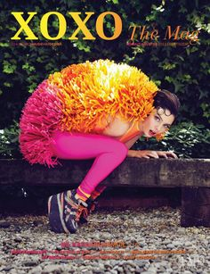 Covers of XOXO The Mag with Nil Karaibrahimgil