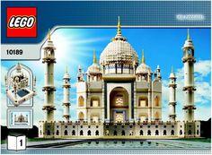 Advanced Models - Taj Mahal [Lego 10189]