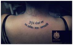 #Family #life #mantra #strength #love  #necktattoo #tattoo #leotattoo #matunga #Mumbai #India
