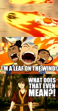 Don't know if this is a Legend of Korra reference or a Firefly/Serenity reference.