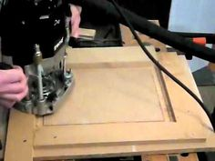 How to fit a router table insert plate for the Trend T11