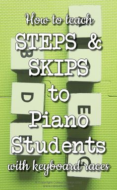 set your piano preschoolers up for greatness with step and skip practice http - Bob And Tom Halloween Songs