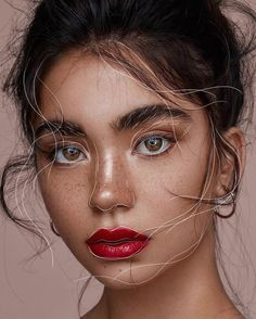 Drawing Woman Do gold lines and liquid gold effects and filters. Also change skin colours of models ie not boring multi racial rep stereotypes uuurgh. Emphasize powerful women of Ghana, play on words for Shea butter and the role of gold in Ghana Creative Photography, Portrait Photography, Outline Photography, Creative Portraits, Inka Williams, Gcse Art, Photo Illustration, Illustrations, Belle Photo