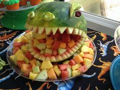 dinosaur themed foods - Google Search