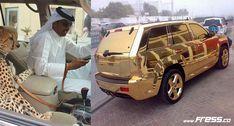 18 Imágenes de Excentricidades de Multimillonarios en Dubai