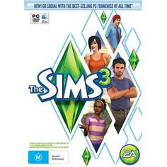 PC Games The Sims 3 - Games - PC - Gaming - The Warehouse