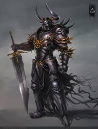 fantasy chaos knight - Google Search