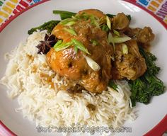 The Way I Cook: Chinese Red-braised Chicken