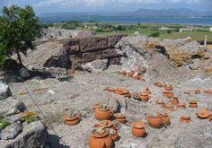 Tophet Fenicio - Sant Antioco - isola Sant'Antioco - Sardinia - Italy