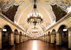 Russian Subway