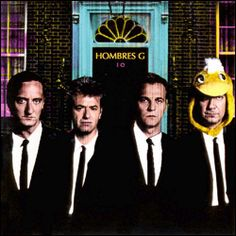 Hombres G - 10 - 2007