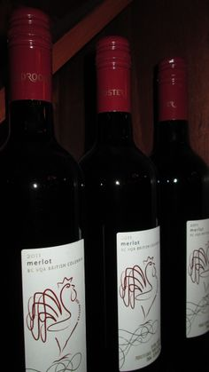 Red Rooster 2011 Merlot