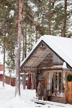 Cabin Finland- LAPLAND FINLAND