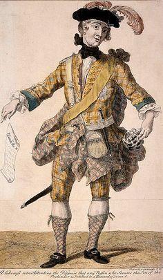 Richard Cooper, the Elder Prince Charles Edward Stuart, 1720 - 1788. Eldest son of Prince James Francis Edward Stuart ('Wanted Poster') 1745 National Gallery of Scotland