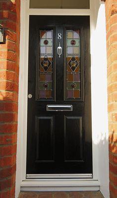 blue door images | Front Doors | UPVC Composite Doors | New Front ...