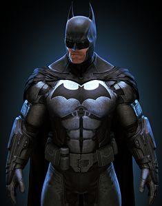 Marvel & DC Heroes / Work In Progress by Vladislav Solovjov, via Behance
