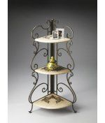 Butler Specialty 2986025 Metalworks Other Home Accent in Pewter Finish by Butler Specialty. $469.00. Traditional Other Home Accent in Pewter Finish from the Metalworks Collection by Butler Specialty. Dimensions: 48.00 H 18.75 W - 2986025