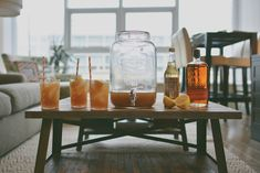 Delicious Whiskey Craft Cocktails for a crowd. Distillerista