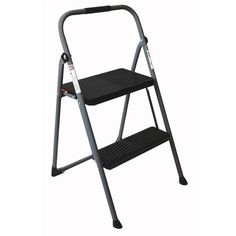 2 Step, Lowes Home Improvements, Folding Chair, Ladder, Compact, Easy Storage, Step Stools, Equestrian Quotes, Construction