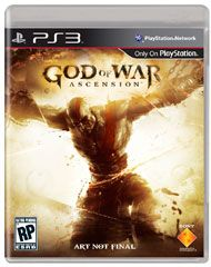 Boxshot: God of War: Ascension by Sony Computer Entertainment