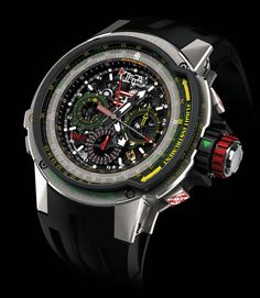 Richard Mille RM 39-01 Automatic Aviation Watch