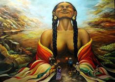 World-African Arts. American Indian Art, Native American Indians, African Art Paintings, Wonder Woman, Culture, Superhero, Artist, Fictional Characters, American Indians