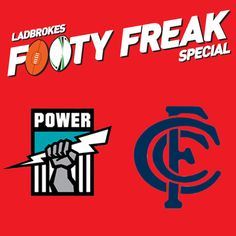 https://www.ladbrokes.com.au/sports/australian-rules/4602168-afl-round-22/4602168-port-adelaide-vs-carlton/?a=501752   Jay Schulz to kick 4 or more goals and Port Adelaide to win $3 Jarrad Waite to kick 3 or more goals and Carlton to win $5