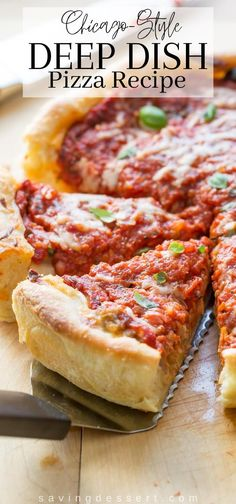 Pizza Cool, Pizza Pizza, Chicken Pizza, Buttery Flaky Crust, Incredible Pizza, Deep Dish Pizza Recipe, Special Recipes, Gastronomia, Appetizers