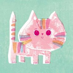 =♥.♥= cats and pink