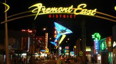 Fremont East District is a six-block district that attracts pedestrians to its street life, restaurants, lounges, retail and entertainment.