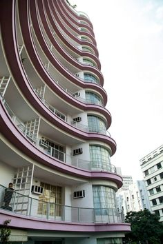 Edifício Germaine Burchard (São Paulo, 1942) / Enrico Brand