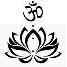 Yoga Tattoos, Symbol Tattoos, Body Art Tattoos, Tatoos, Small Couple Tattoos, Tattoos For Women Small, Small Tattoo, Spiritual Symbols, Celtic Symbols