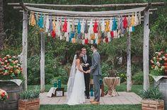 Bandy Canyon Ranch Wedding LVL Weddings and Events Southwestern Wedding, Southwestern Style, Boho Wedding Decorations, Garland Wedding, Hippie Chic Weddings, Outdoor Wedding Inspiration, Hippy Chic, Wedding Trends, Wedding Blog