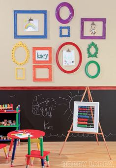 Kids Art Frames