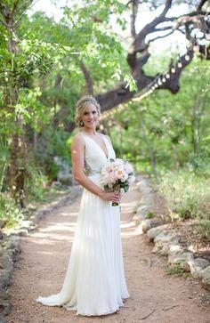 Haley + Chris | Pearl Events Austin | Austin, Texas | Lahra Bryant Photography | Laguna Gloria | Bouquets of Austin