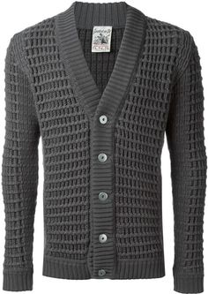 S.N.S. Herning textured knit cardigan