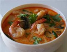 Resepi tomyam udang kuah pekat (delicious Thai Condensed Shrimp Soup Recipe ) ~ Thai resepi,Thai recipes,Resepi tomyam