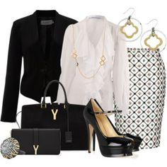 My Closet. Business Dress 3 - Polyvore