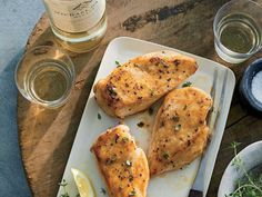 This is the perfect way to cook chicken breasts. If you crave juicy, flavorful chicken breasts, then follow this simple recipe. You'll en...