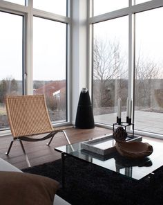 Cozy Scandinavian interior featuring Bang & Olufsen BeoLab 20 shared by @klintdrupp on Instagram!