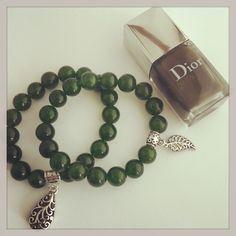 Taiwan Jade Armband / mosaika.ch