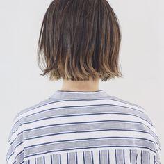Short Bob Styles, Long Hair Styles, Gorgeous Hair Color, Hair Arrange, Short Hair With Bangs, Hair Color And Cut, Hair Images, Grunge Hair, Hairstyles With Bangs