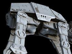 All-Terrain Armored Transport (AT-AT) by Ansel Hsiao on ArtStation. Nave Star Wars, Star Wars Art, Imperial Walker, At At Walker, Mundo Dos Games, Star Wars Vehicles, Star Wars Models, Star Wars Images, Transportation
