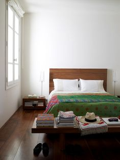 Fashion designer John Rocha's home in Provence, France. Dream Bedroom, Home Bedroom, Bedroom Decor, Bedrooms, Minimalism Living, Home Interior, Interior Decorating, New Room, Room Inspiration