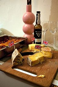 Downton Abbey viewing party ideas