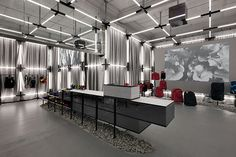 Crumpler Prahran Store, Melbourne, Australia designed by Russell George Architects - Google Search